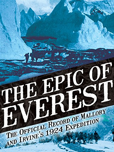 Documentary of the week: The Epic of Everest(1924)